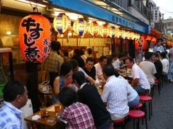 暑気払い in 居酒屋浩司 2007