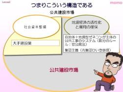 [図4]公共工事の目的とルール